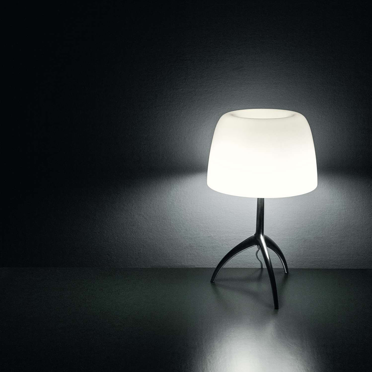 Foscarini Lumiere Grande Table Lamp 26cm 布丁系列 玻璃 桌燈 - 大尺寸