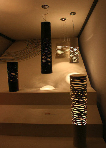 Foscarini Tress Media  Suspension Lamp 崔斯 吊燈 中尺寸