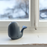 Normann Copenhagen Happy Whale in Wood 動物木偶系列 快樂 鯨魚