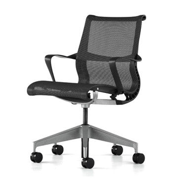Herman Miller Setu Office Chair 人體工學 辦公椅