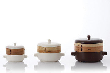 JIA Steamer Set X-Large 28cm 蒸鍋蒸籠 套組 特大尺寸