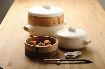 JIA Steamer Set Small 18cm 蒸鍋蒸籠 個人套組