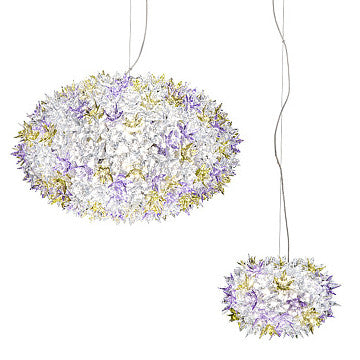 【限量精選優惠】Kartell Bloom Elliptical Suspension Lamp 妍華 圓形吊燈