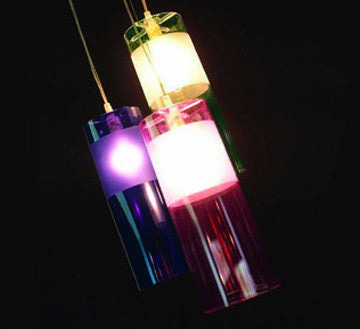 Kartell Easy Suspension Lamp 吊燈 透明版