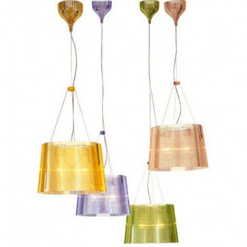 Kartell Ge Suspension lamp 吊燈 透明版
