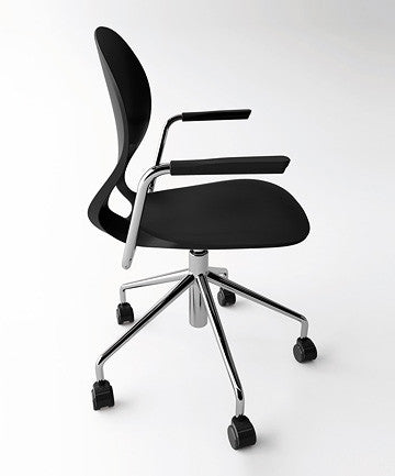Kristalia Pikaia Office Chair 幻妙弧背 扶手辦公椅