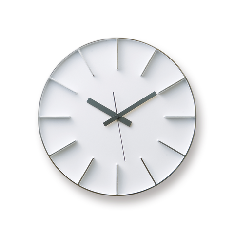 Lemnos Edge Wall Clock in Large 邊界 壁鐘 大尺寸