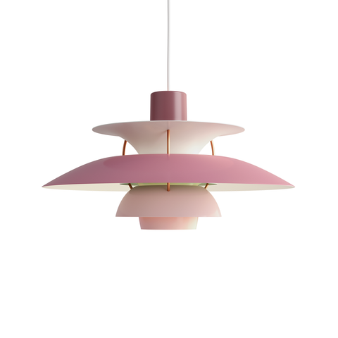 Louis Poulsen PH 5 Suspension Lamp in Matt Colour 霧面色彩系列 吊燈