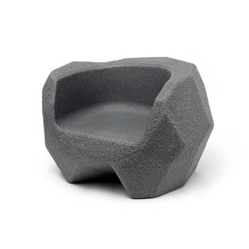 Magis Me Too Piedras Chair 石頭家族 兒童單椅
