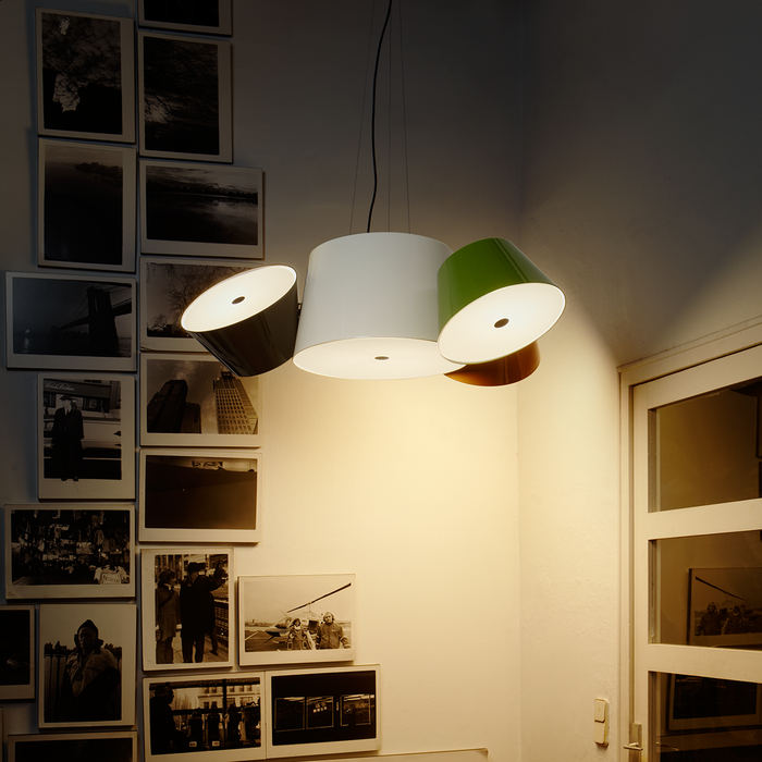 Marset Tam Tam Mini Suspension Lamp 鼓樂 迷你 四盞組合 吊燈