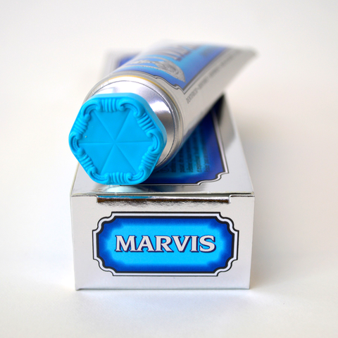 Marvis Mint Toothpaste Classic Strong 75ml 綠色經典 薄荷牙膏 兩支組