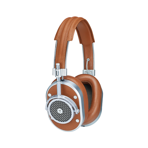 Master & Dynamic MH40 Over Ear Headphones 紐約時尚 封閉式 皮革 耳機