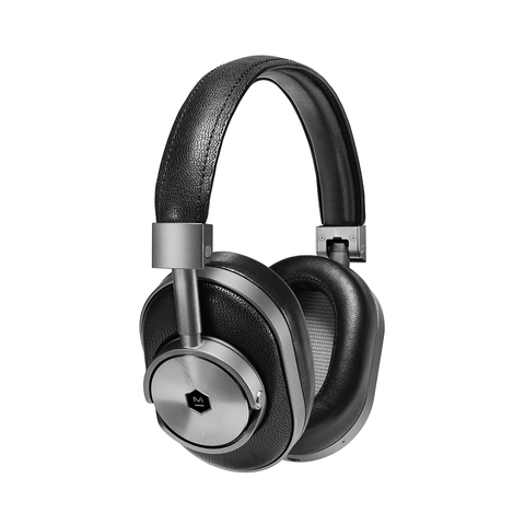 Master & Dynamic MW60 Wireless Over Ear Headphones 紐約時尚 封閉式 皮革 無線耳機