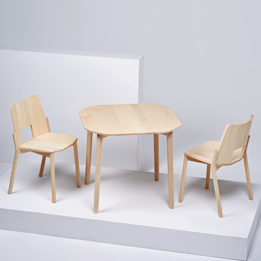 Mattiazzi MC12 Tronco Wooden Table 窗口 實木 方型餐桌