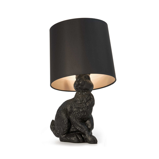 Moooi Rabbit Lamp 黑兔桌燈