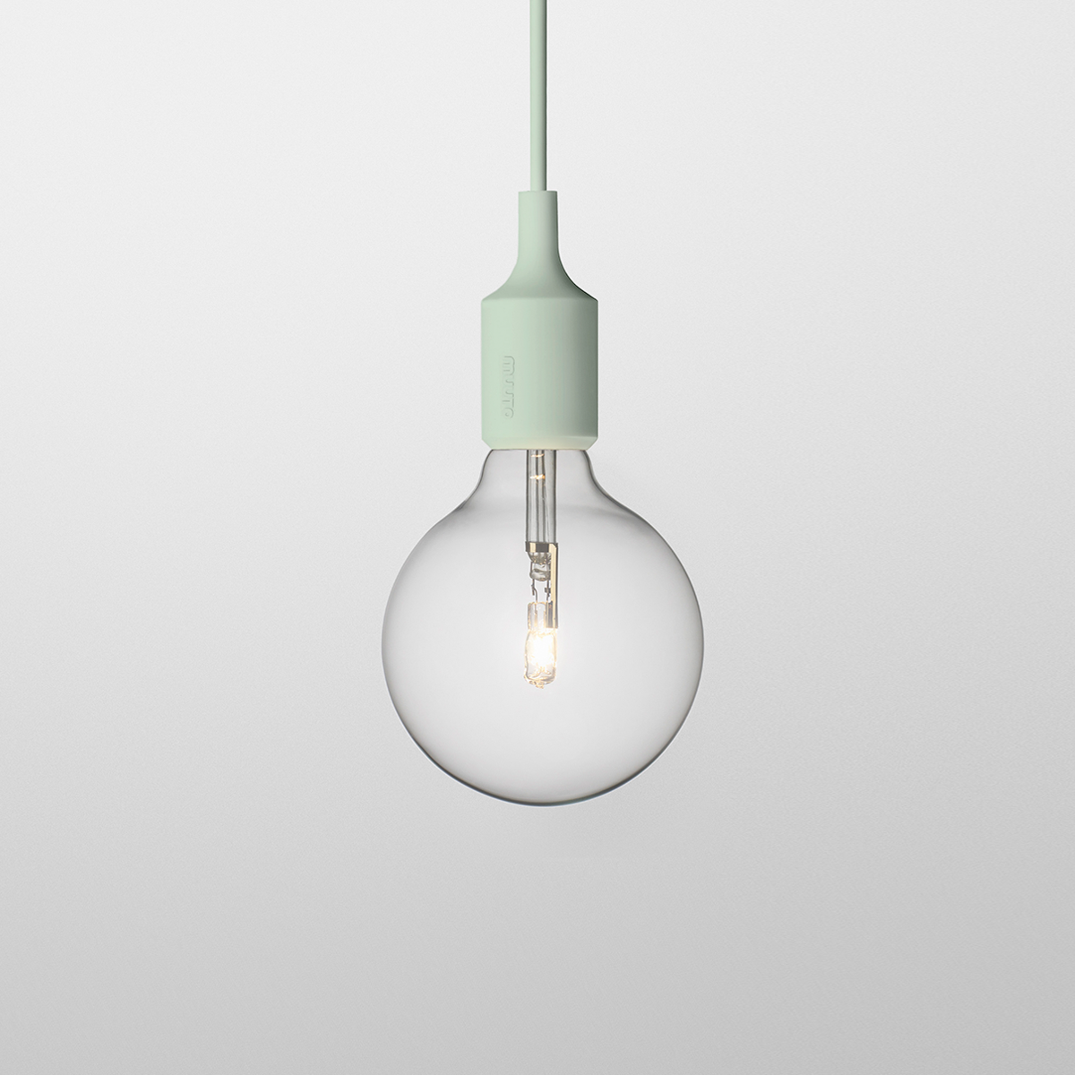 Muuto E27 Socket Suspension Lamp 彩色座標 圓形吊燈