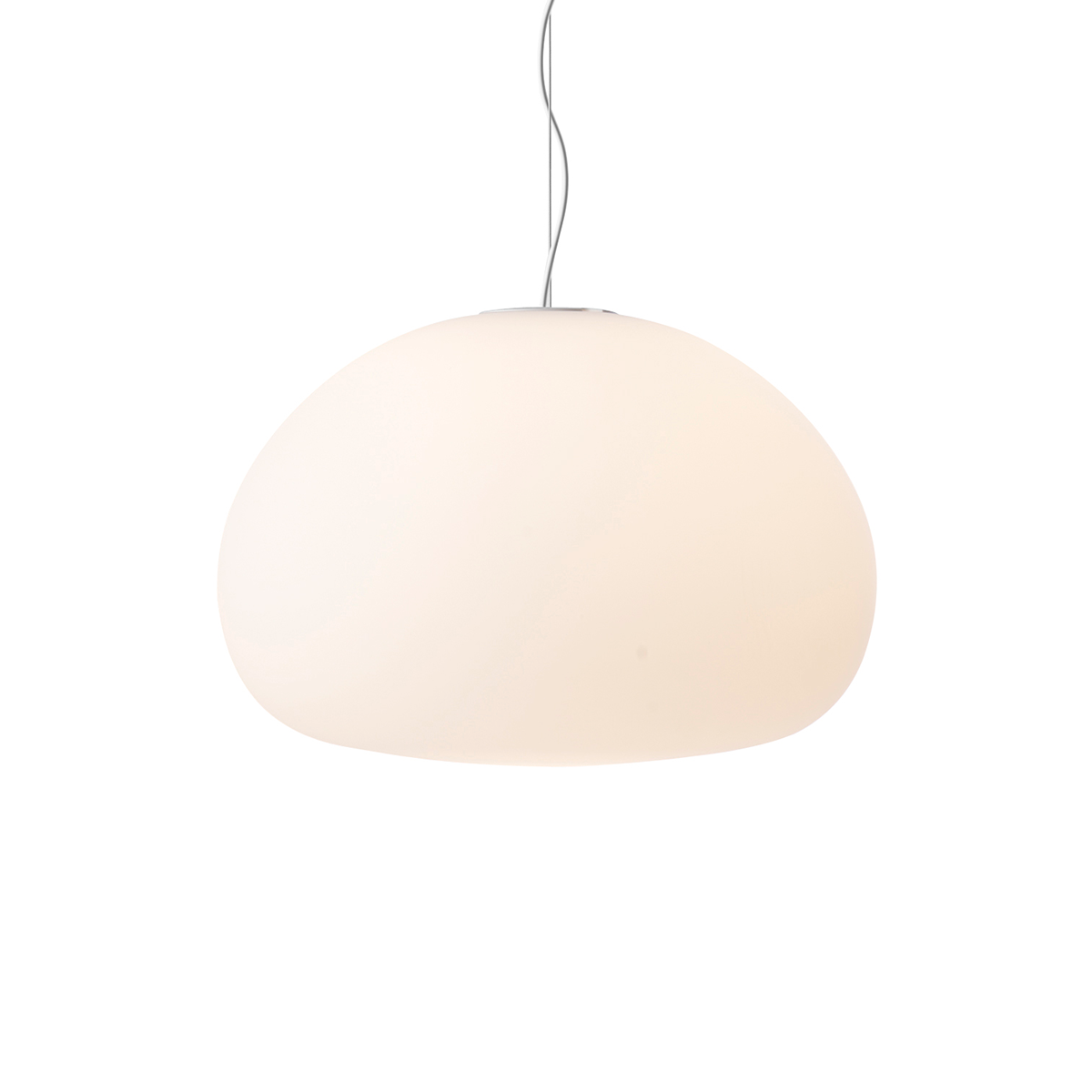 Muuto Fluid Suspension Lamp 漂浮 霧白玻璃 吊燈