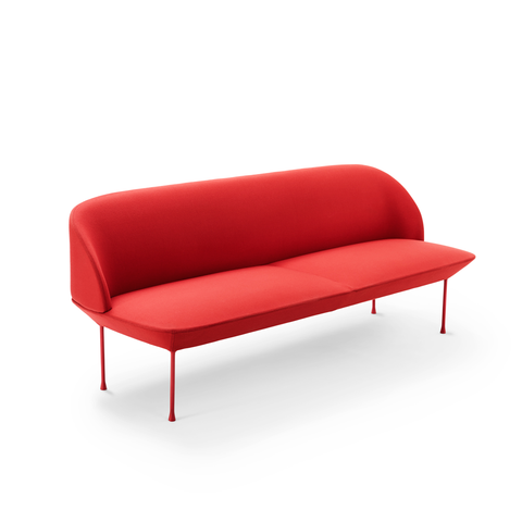 Muuto Oslo Three Seater Sofa 歐斯諾 三人沙發