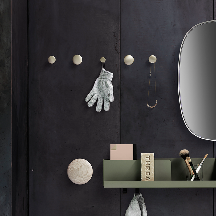 Muuto The Dots Metal Coat Hooks Series 5pcs 點點 金屬 衣帽勾系列 五件組
