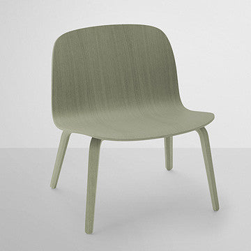 Muuto Visu Wooden Lounge Chair 薇蘇 木質 休閒椅