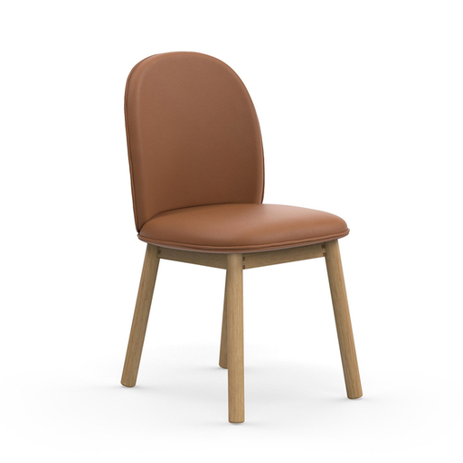 Normann Copenhagen Ace Dining Chair with Tango Leather 王牌系列 餐椅 皮革版
