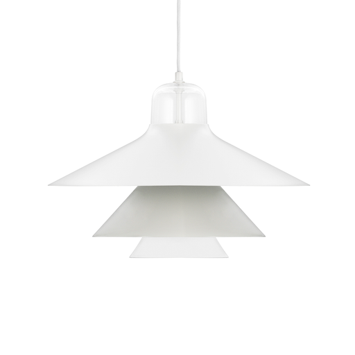 Normann Copenhagen Ikono Suspension Lamp Large 45cm 彩色圖標 金屬吊燈 大尺寸