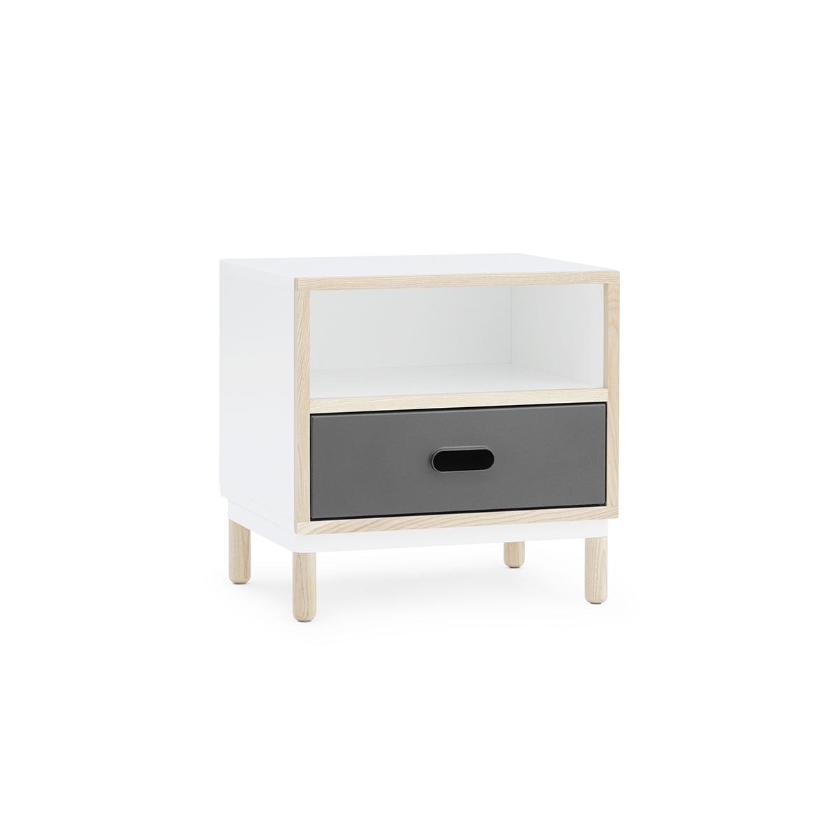 Normann Copenhagen Kabino Bedside Table 卡賓諾 床頭櫃 雙層收納