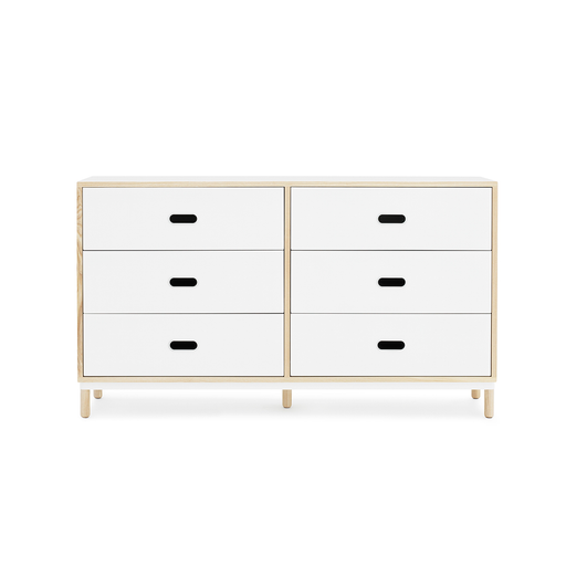 Normann Copenhagen Kabino Dresser with 6 Drawers 卡賓諾 收納斗櫃 六層收納