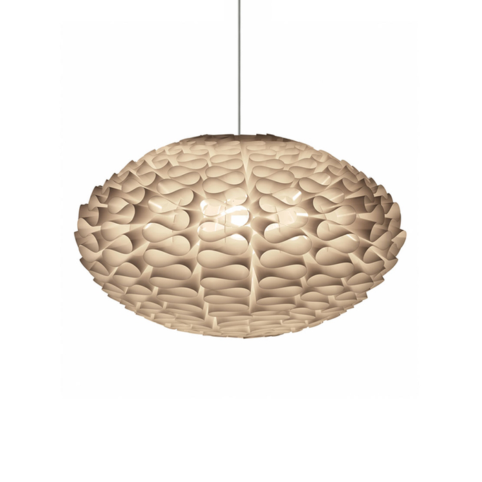 Normann Copenhagen Norm 03 Suspension Lamp 白色雕塑系列 花團 吊燈