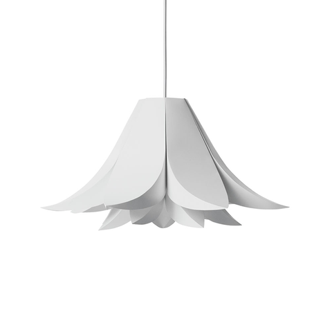 Normann Copenhagen Norm 06 Suspension Lamp Small 白色雕塑系列 花顏 吊燈 小尺寸