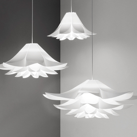 Normann Copenhagen Norm 06 Suspension Lamp Medium 白色雕塑系列 花顏 吊燈 中尺寸