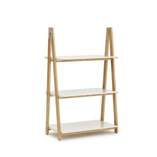 Normann Copenhagen One Step Up Bookcase in Low 登階 三層 木質置物架 / 書架 低尺寸