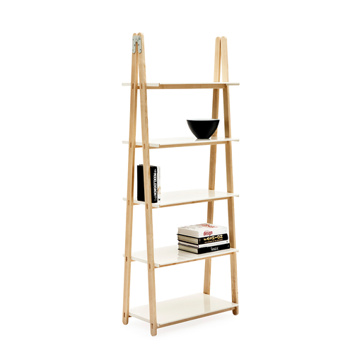 Normann Copenhagen One Step Up Bookcase in Tall 登階 五層 木質置物架 / 書架 高尺寸