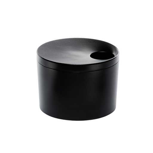 Normann Copenhagen Stepp Two Ashtray 黑色漩渦 煙灰缸