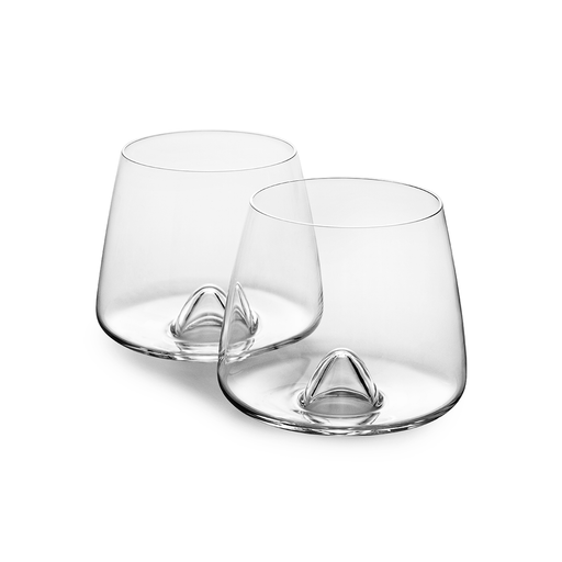Normann Copenhagen Whiskey Glasses 300ml 2pcs 威士忌 玻璃酒杯 兩件組