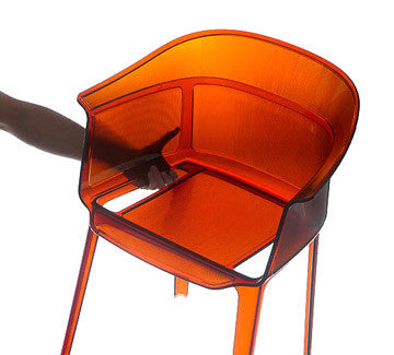 Kartell Papyrus Chair 盔甲椅