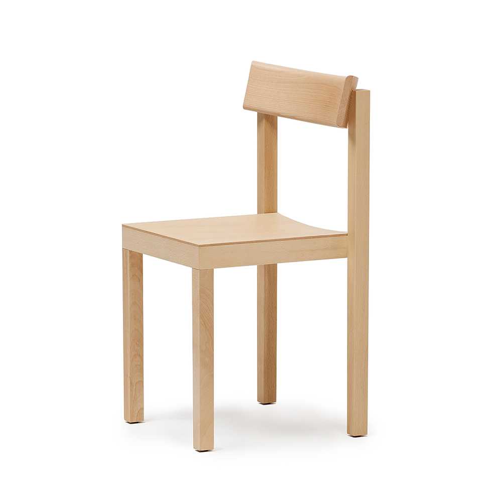 Mattiazzi MC14 Primo Wooden Dining Chair 頂尖系列 實木 單椅 / 餐椅