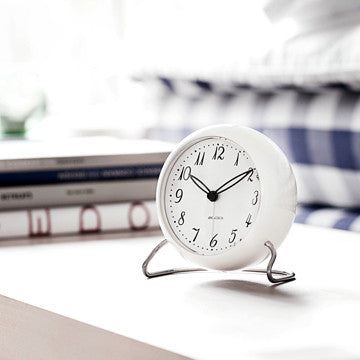 Rosendahl AJ LK Table Alarm Clock  手感 鬧鐘