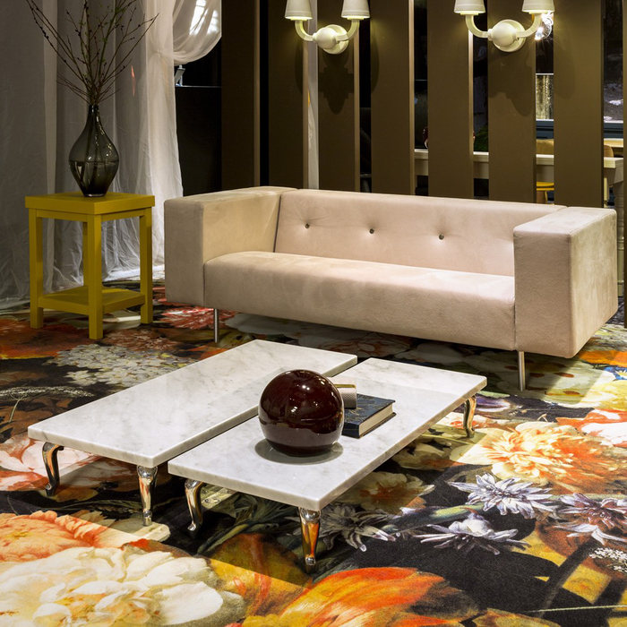 Moooi Bassotti Rectangle Coffee Table 巴索提 大理石 咖啡桌 - 方形系列