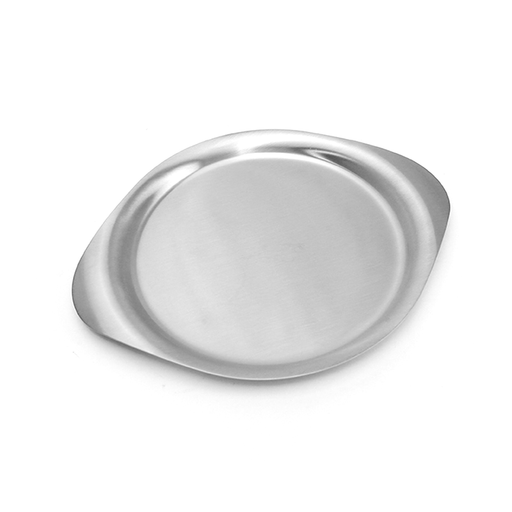Sori Yanagi Stainless Steel Kitchen Tools Plate 柳宗理 不鏽鋼廚具系列 圓形餐盤