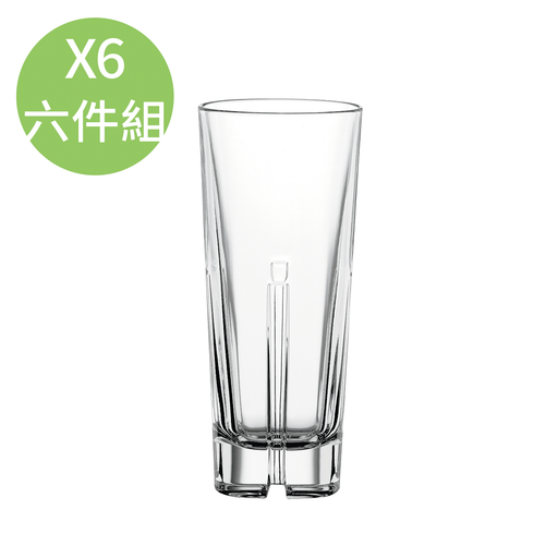 Spiegelau Havanna Longdrink Glasses 366ml 6pcs, 哈瓦那系列 高玻璃水杯 六件組