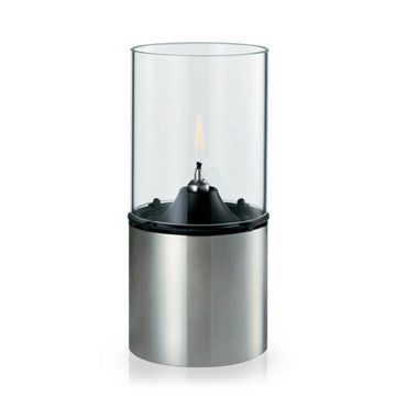Stelton Classic Oil Lamp with Clear Glass 晨曦之塔 戶外油燈