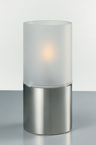 Stelton Classic Oil Lamp with Frosted Glass 暮光之塔 戶外油燈