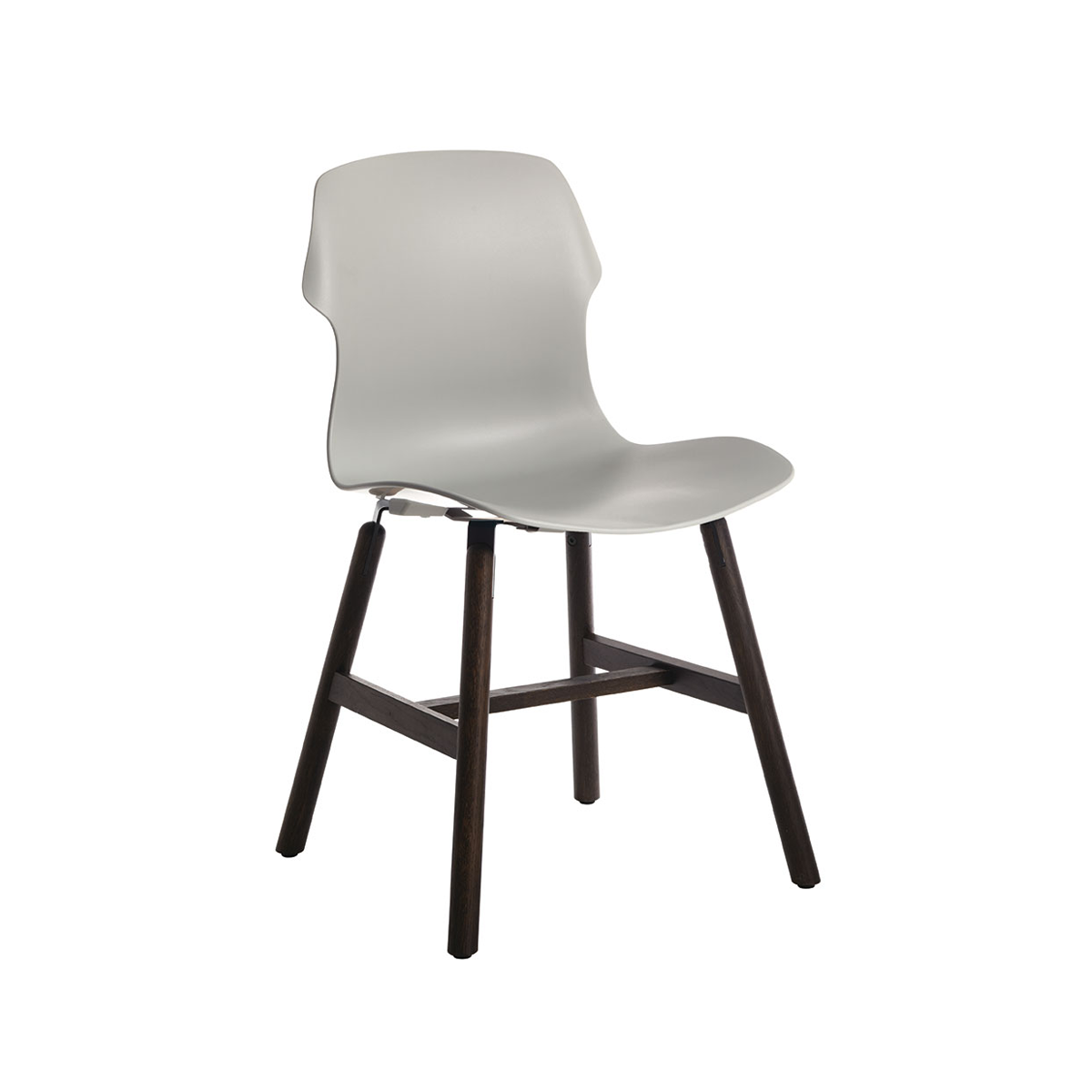 Casamania Stereo Dining Chair Wooden Base 雪倫系列 餐椅 實木椅腳款