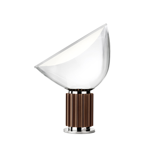 Flos Taccia Small Glass Table Lamp H48.5cm 羅馬神話 玻璃 桌燈 - 小尺寸