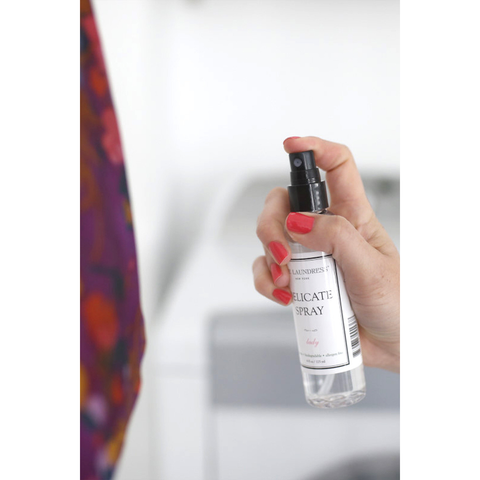 The Laundress Fabric Care, Delicate Fresh Spray Lady 125ml 衣物保養系列 衣物香氛噴霧 兩瓶裝 套組 - Lady 香味款式