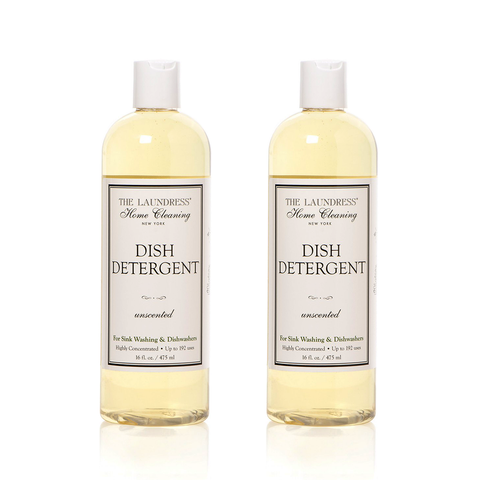The Laundress Home Cleaning Collection, Dish Detergent Scent 475ml 居家清潔系列 碗盤清潔劑 兩瓶裝 套組