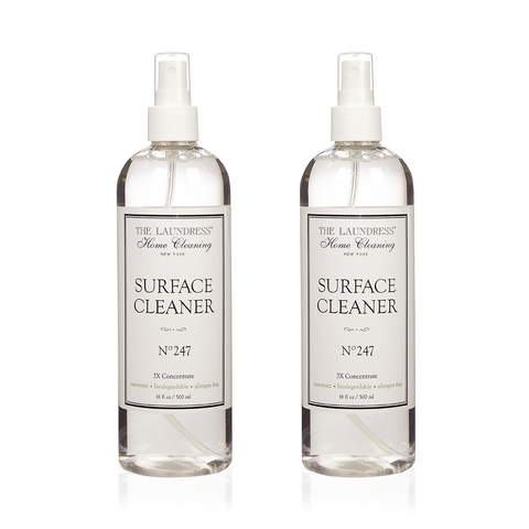 The Laundress Home Cleaning Collection, Surface Cleaner Scent 475ml 居家清潔系列 表面清潔劑 兩瓶裝 套組