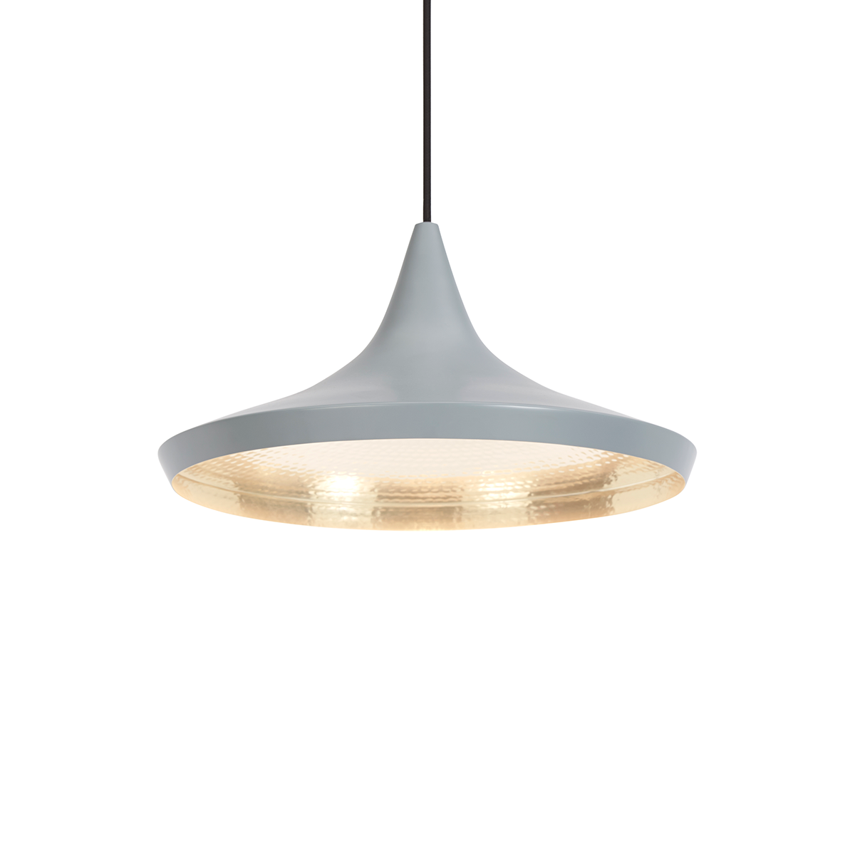 Tom Dixon Beat Grey Light Series Suspension Lamp 黑澤 吊燈系列 藍灰色系