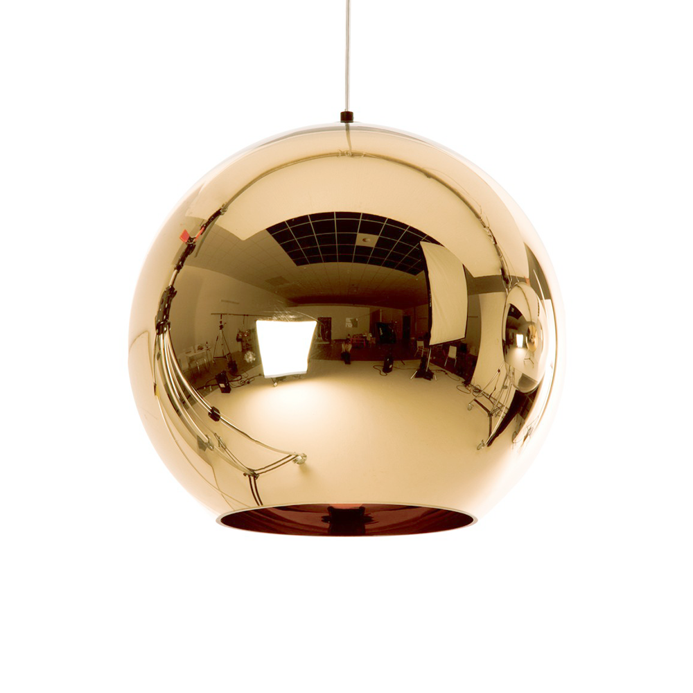 Tom Dixon Copper Shade 金色泡泡 吊燈 45cm